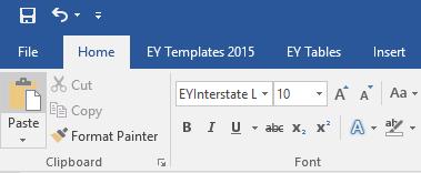 Word document opmaken